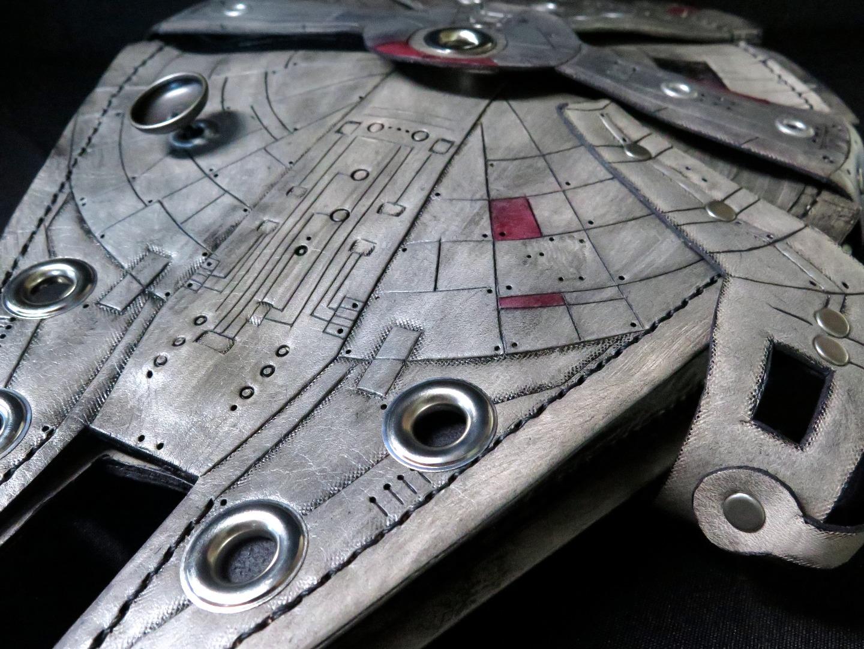Picture of DIY Millennium Falcon Purse