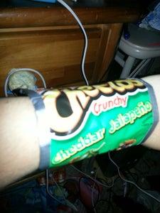 Cheeto Bracelet