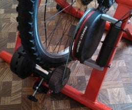 DIY VR Bike