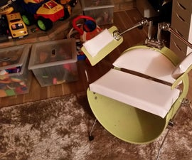 Drum to Couch / Armchair