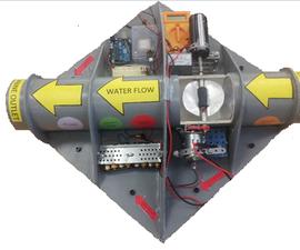 AMS-1 (Aqua Monitoring System)