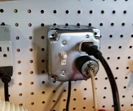 Build an Automatic Shop Vac/ Power Saw Switch