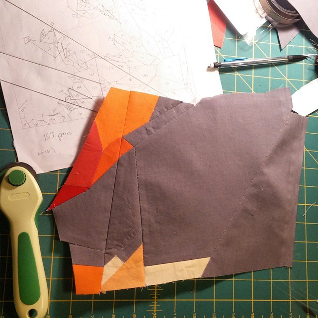 Picture of Art...ASSEMBLE! Creating Your Quilt Top!