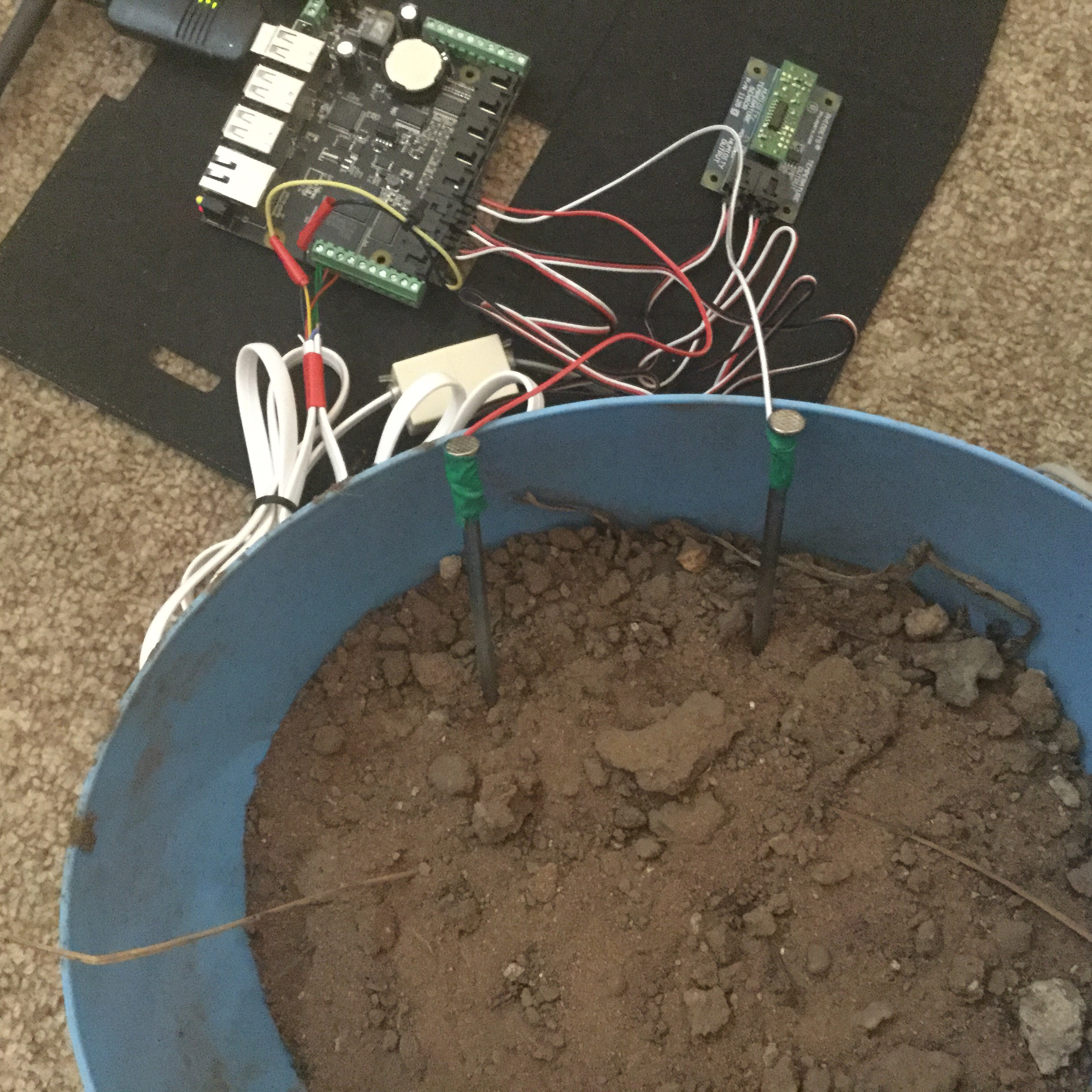 Picture of Soil Moisture Sensor for Phidgets