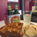 Three Ingredient Ginger Beer Bread