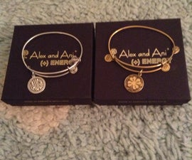 How to Clean Alex and Ani Bracelets.