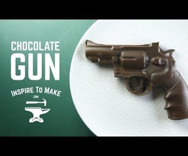 Chocolate Gun and a vacuum forming machine