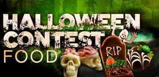 Halloween Food Contest