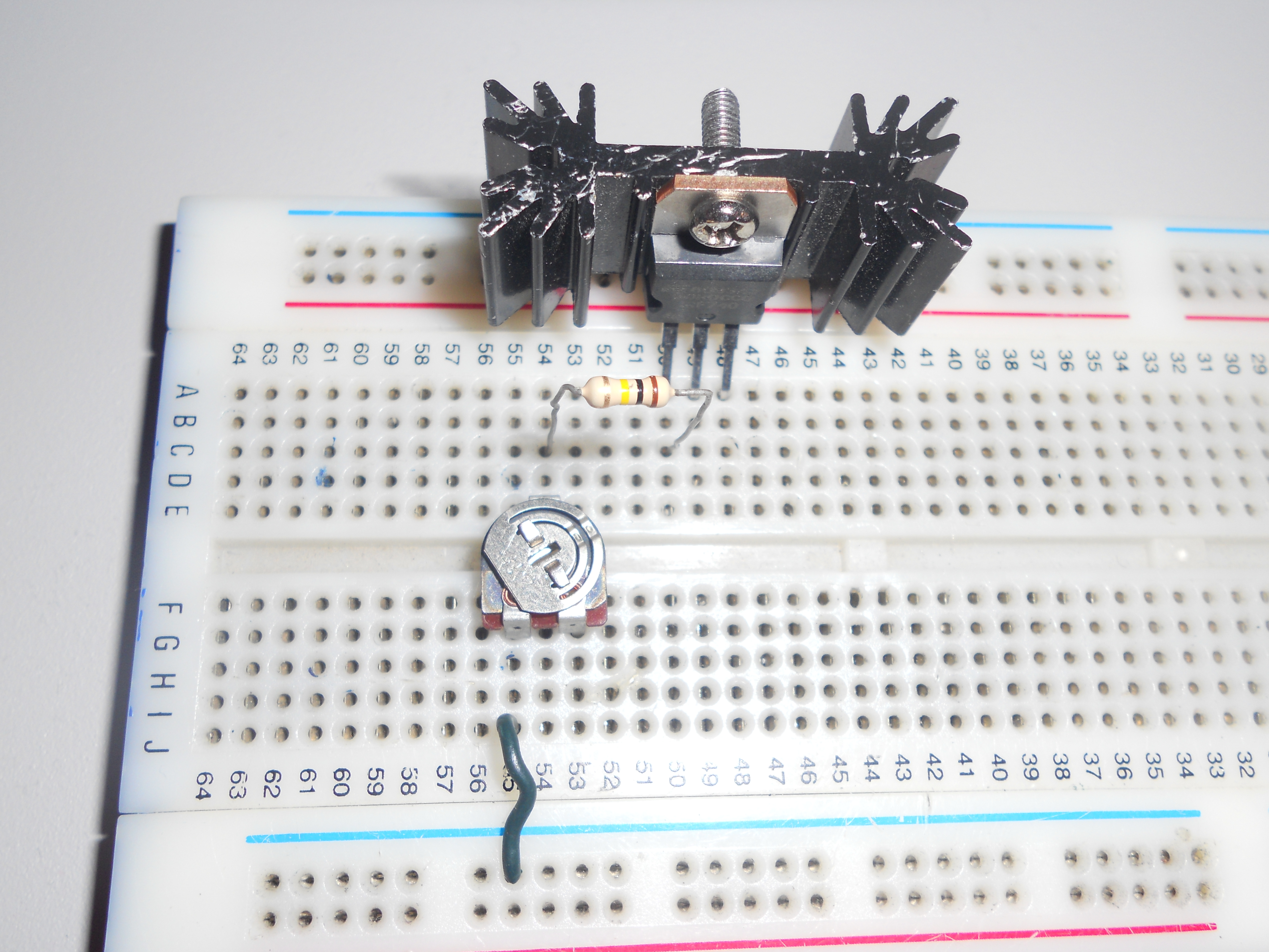 Picture of Easy to Build Headphone Amplifier Using Mosfets