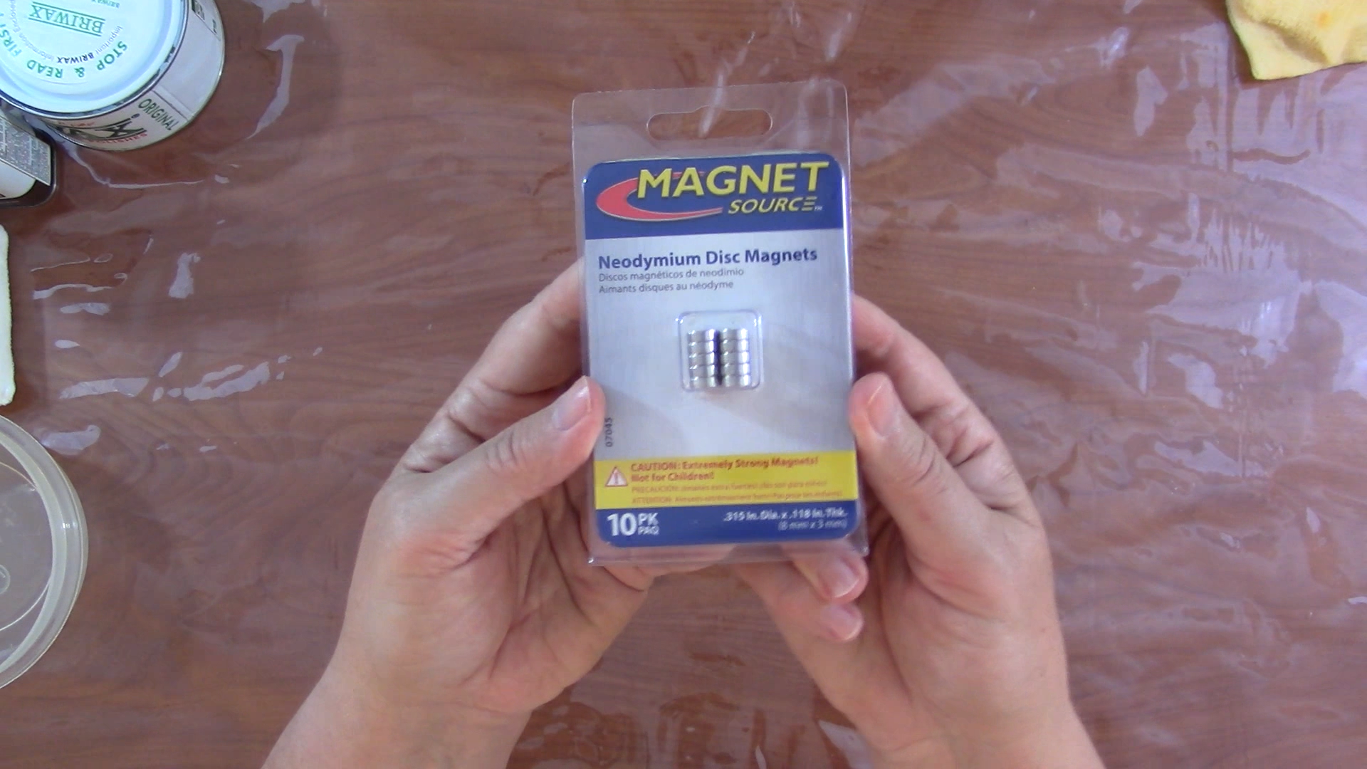 Picture of On Using Magnets