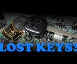 DIY: Immobilizer Hacking for Lost Keys or Swapped ECU
