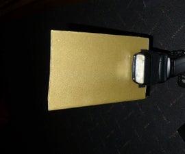 Dirt Cheap Speedlight Reflectors