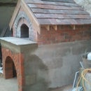 Wood Fired, Stone baked, Pizza Oven