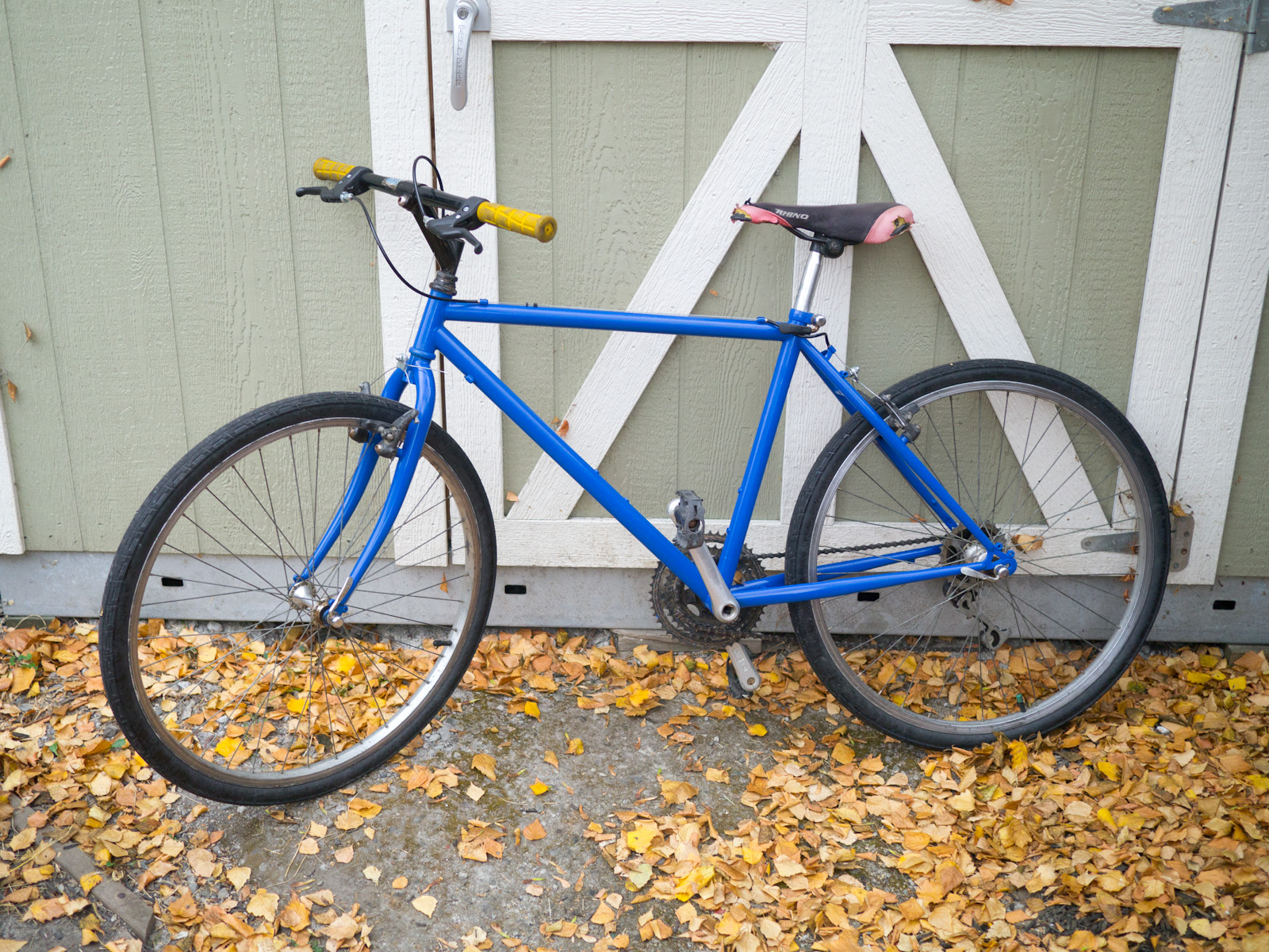 Picture of Paint a Bike Frame