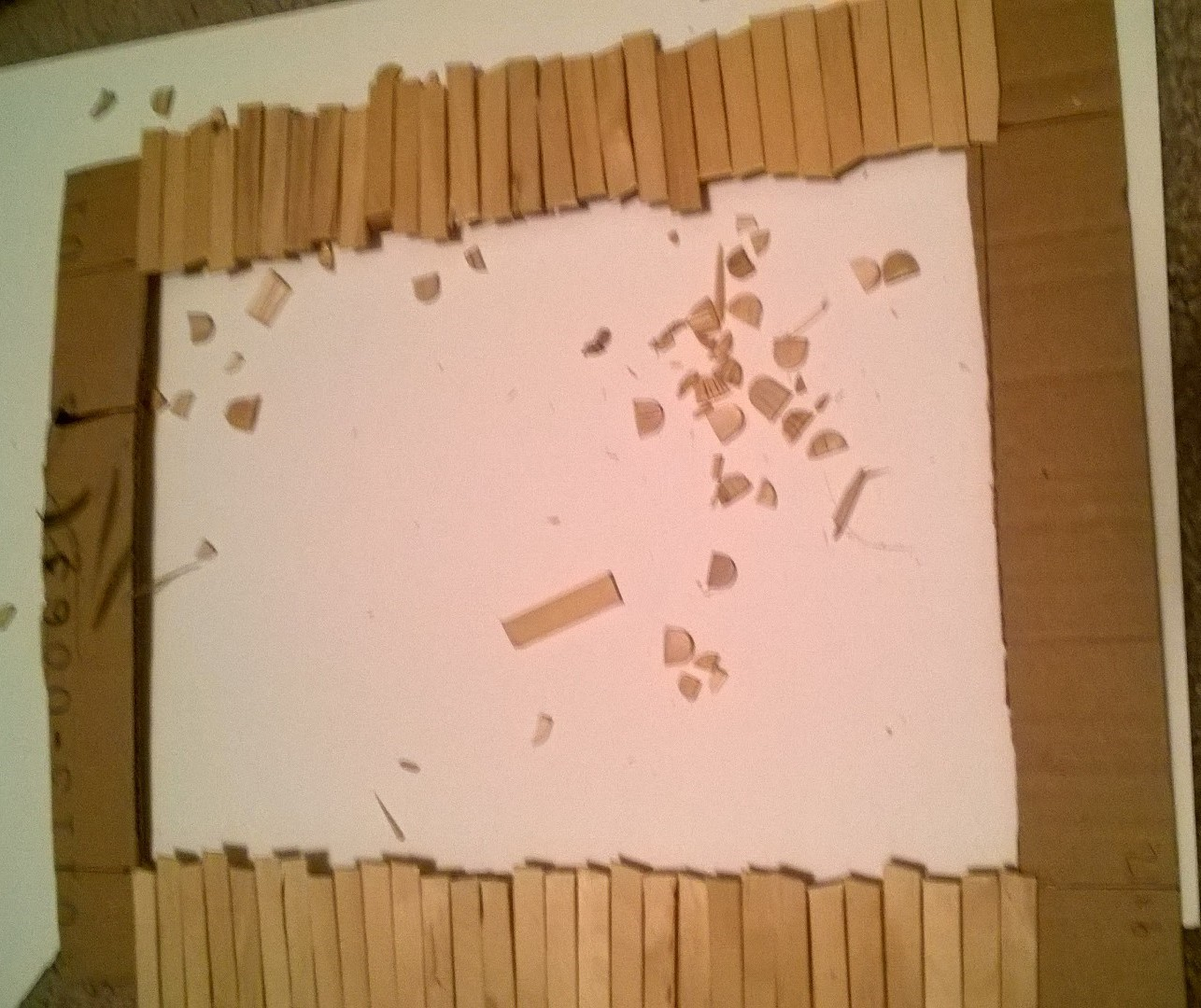 Picture of Construct Popsicle Stick Pattern