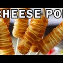 Noodle Wrapped Cheese Pops