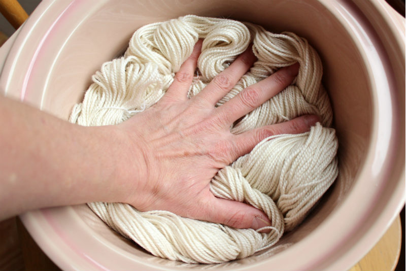 Picture of ​Prep the Yarn: