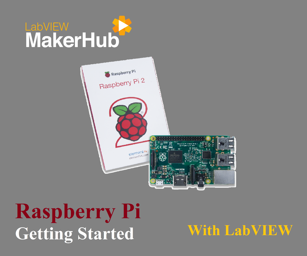 Getting Started With the Raspberry Pi 2 (LabVIEW): 9 Steps