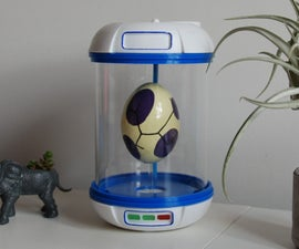 Full Size Pokemon Go Incubator Night Lamp