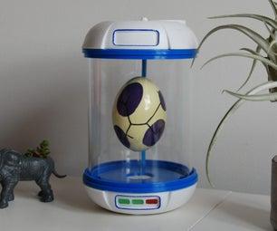 Full Size Pokemon Go Incubator Night Lamp