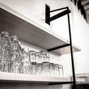 Hanging Steel Shelves