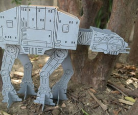 AT-ATrinket - a Star Wars Trinket Box