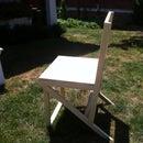 Adirondack Style Dining Chair