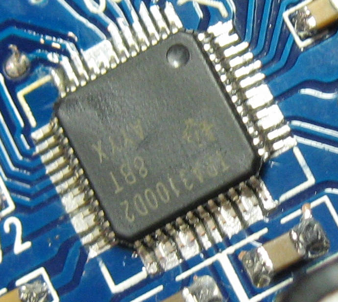 Picture of Solder the PowerPad