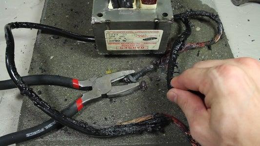 MOT (Microwave Oven Transformer)