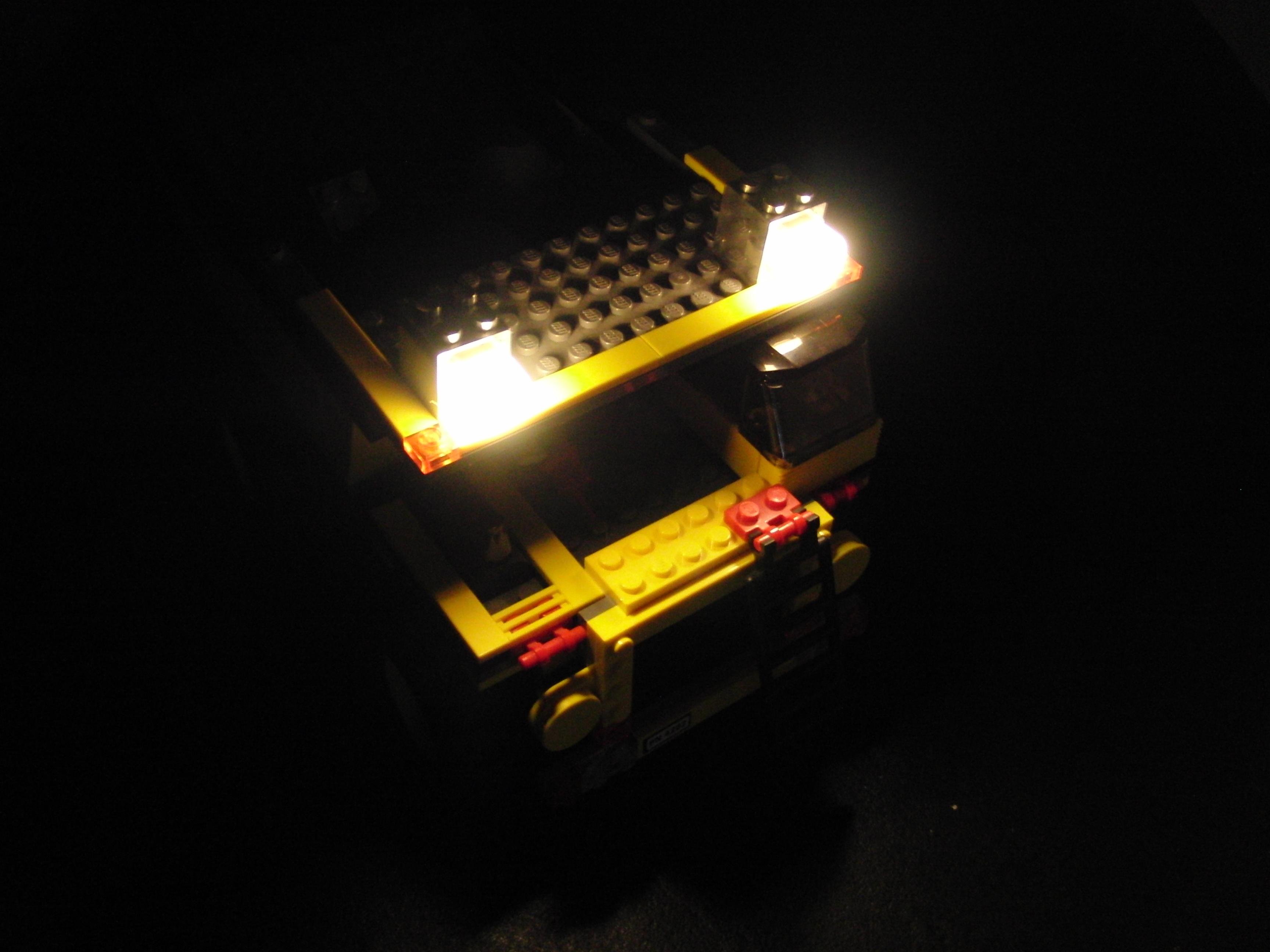 Picture of DIY LED ALUMINUM LEGO