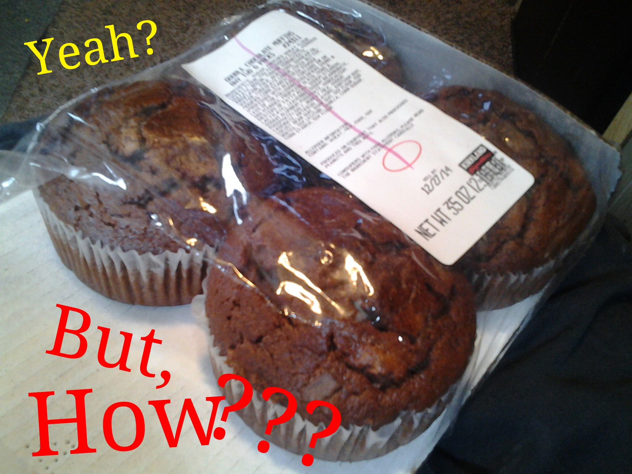 Picture of Protect Your Tablet Using Muffins!
