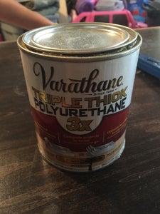 Finish With Polyurethane to Protect Finish