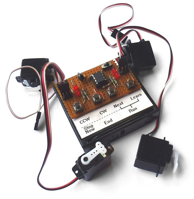 Picture of Servo Sequencer