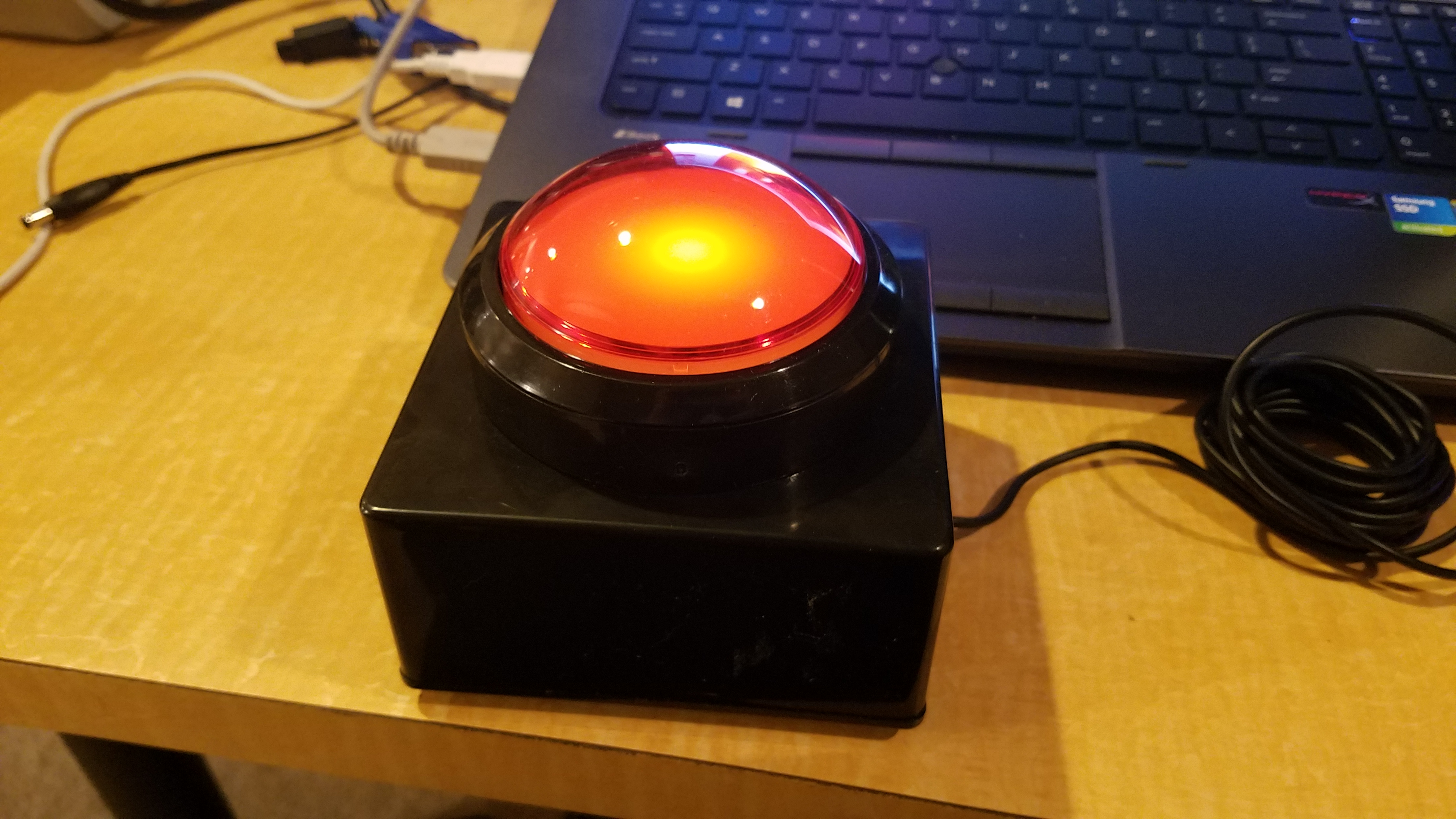 Picture of Photo Booth Big Red Button: Teensy LC