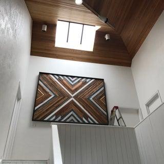 Nolan Wood Mosaic