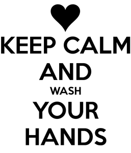 Wash Your Hands First