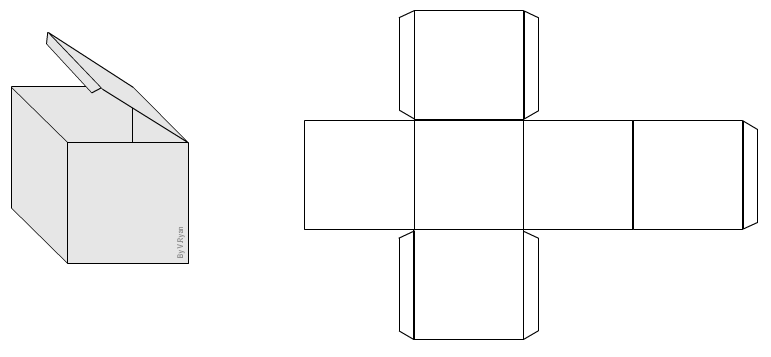 Picture of Lets Make a Cube