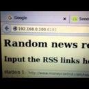 Random news reader on the Linkit smart 7688