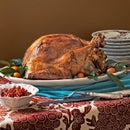 Talking Turkey: Smoked-Paprika-Rubbed Turkey with Madeira and Shallot Gravy