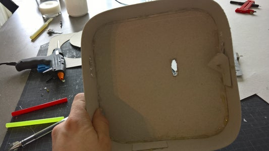 Measure, Cut, Glue and Build