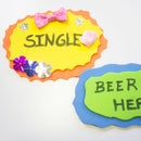 FUNNY BROOCHES FOR WEDDING