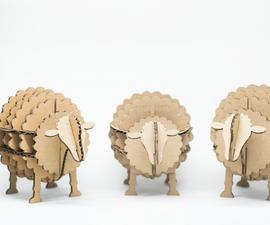 Eid Sheep Puzzle