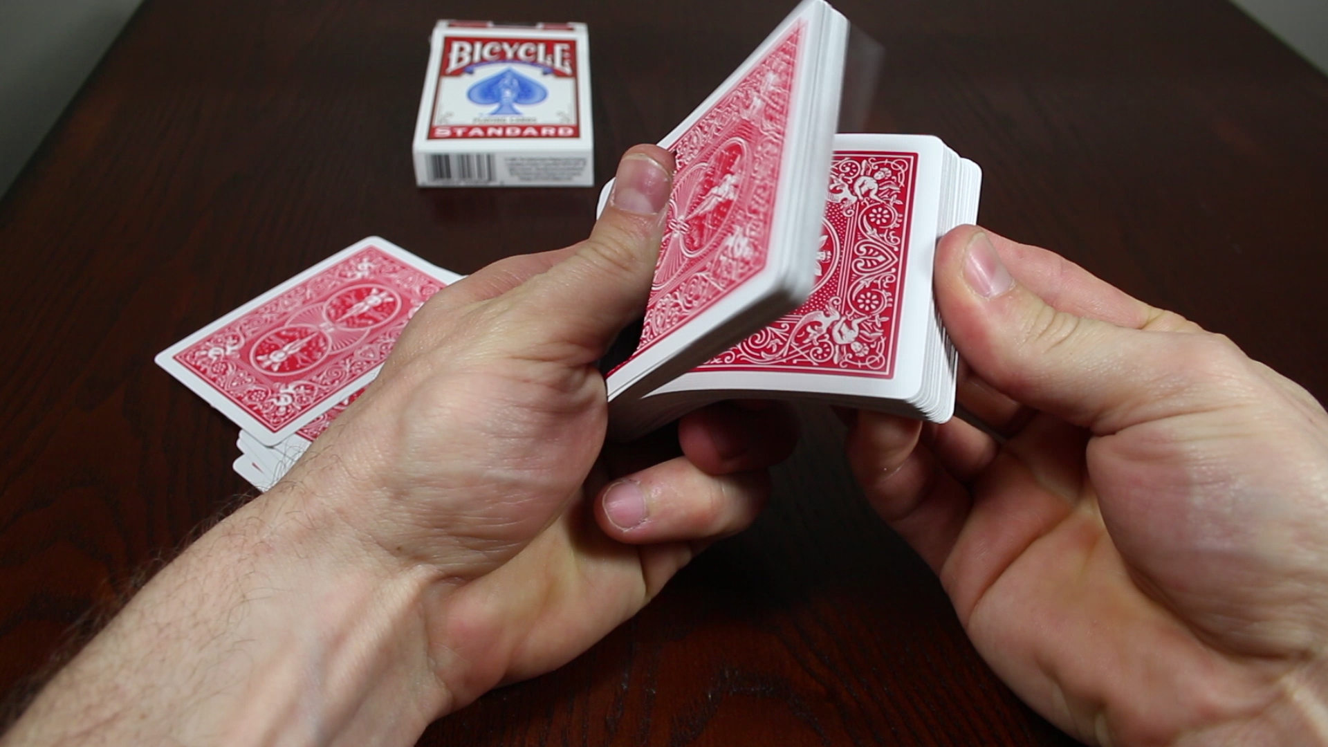 Picture of Modified Deck of Cards - Looks Normal Enough