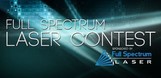 Full Spectrum Laser Contest