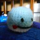 Crocheted Whale