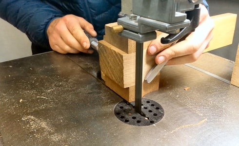 The Wall Mount - Making the Shape