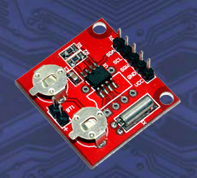 Picture of Setting the DS1307 Real Time Clock Using the Serial Monitor