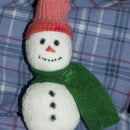 Adorable Snowman Ornaments
