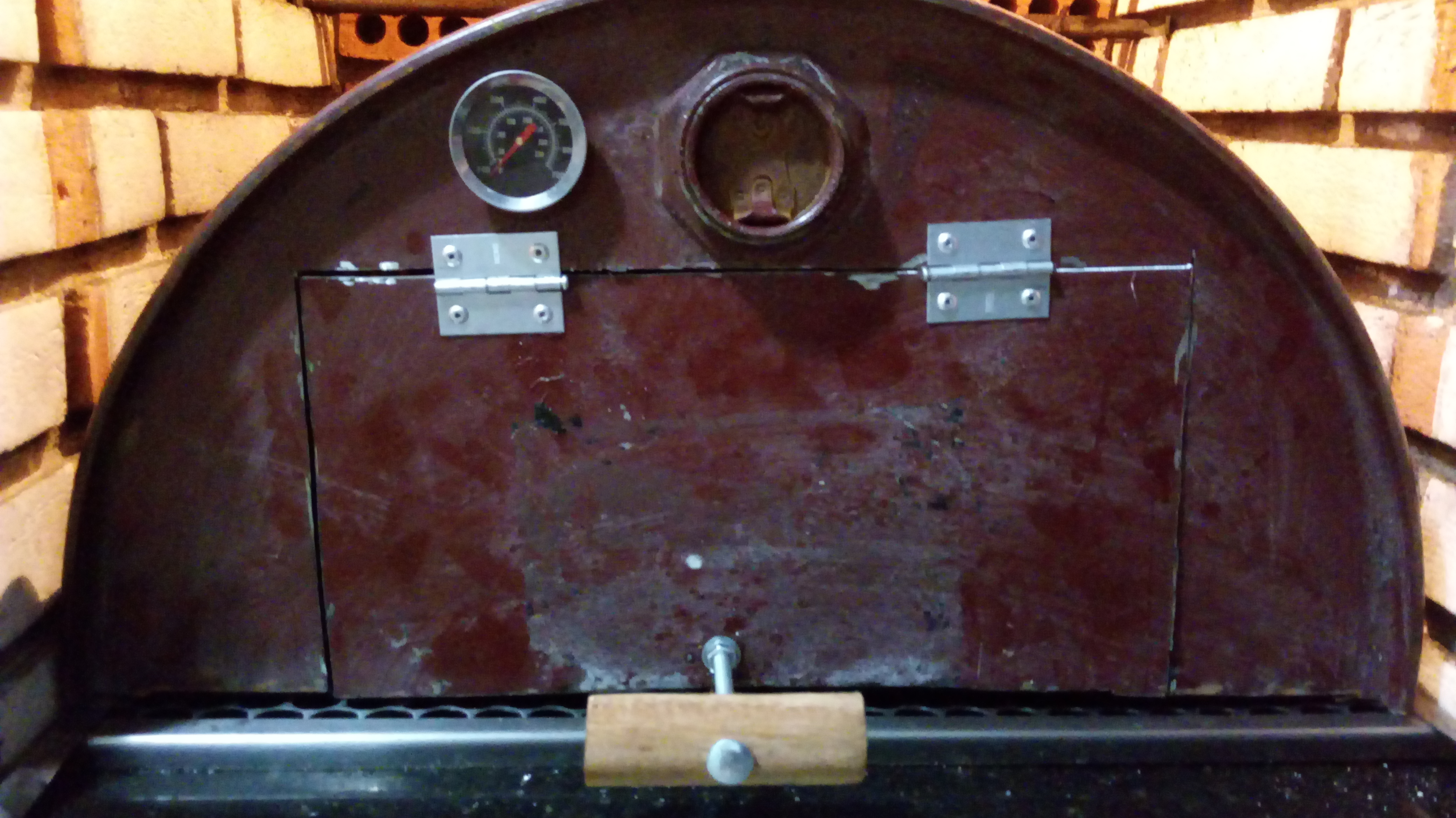 Picture of Barrel Pizza Oven for $20
