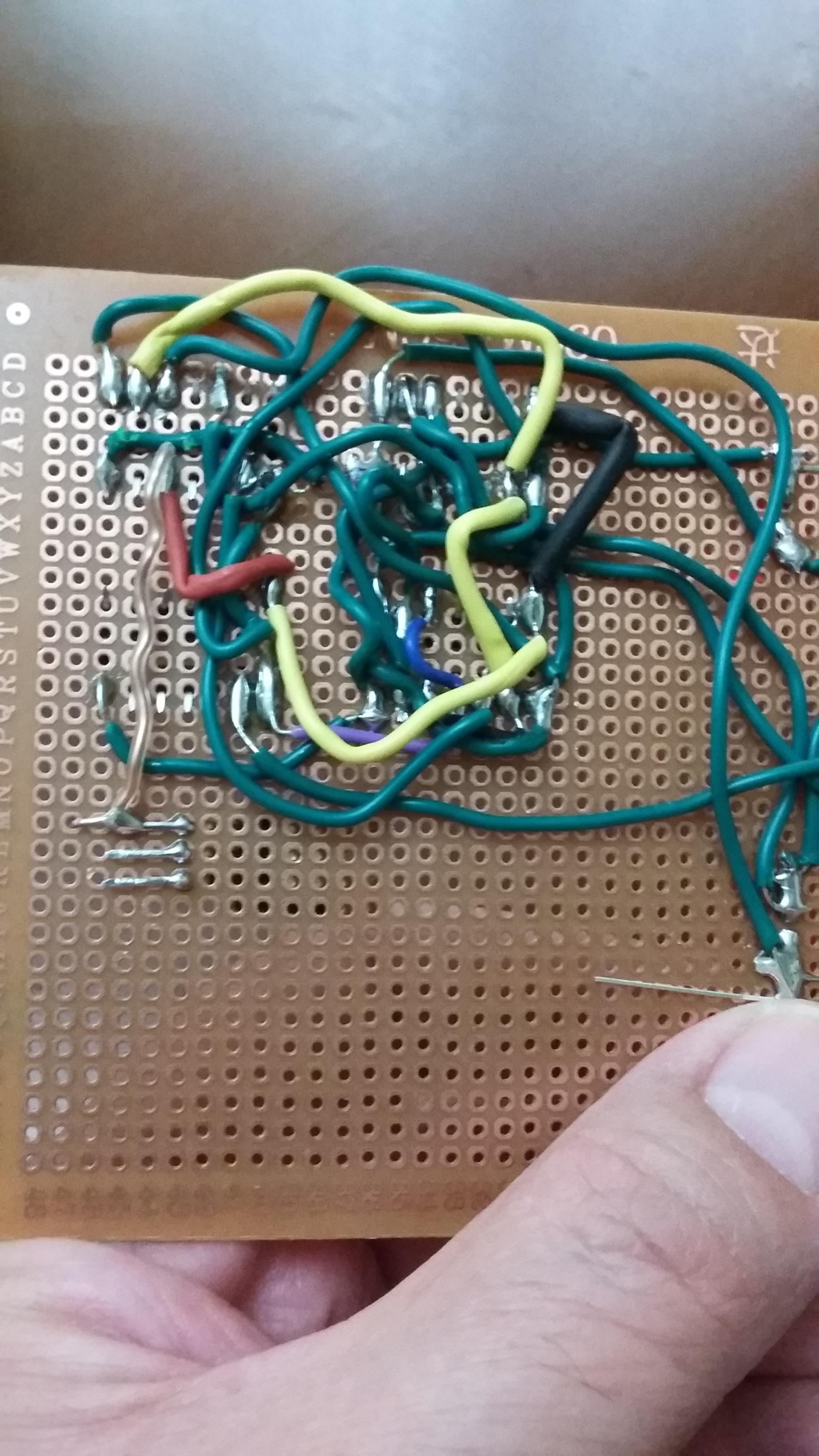 Picture of Installing the Standard Regulator 7805